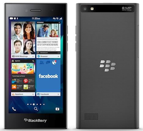 unlock blackberry leap