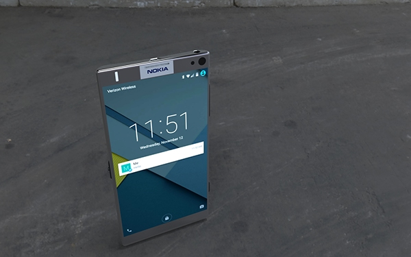 nokia android concept