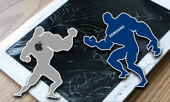 apple vs samsung tablets