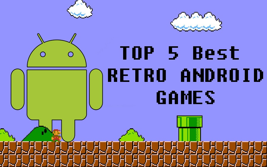 best retro android games