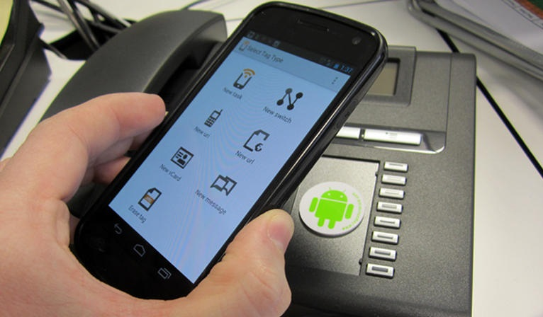 using nfc with your android smartphone