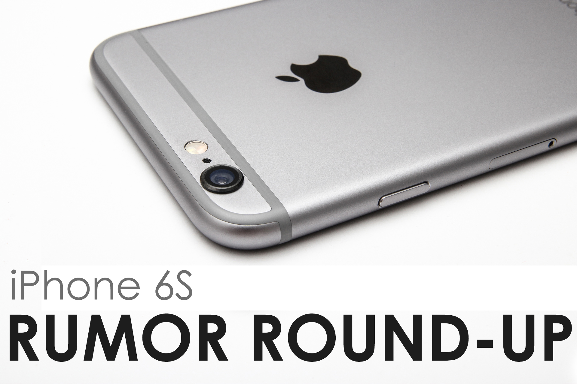 iphone 6s rumor round up