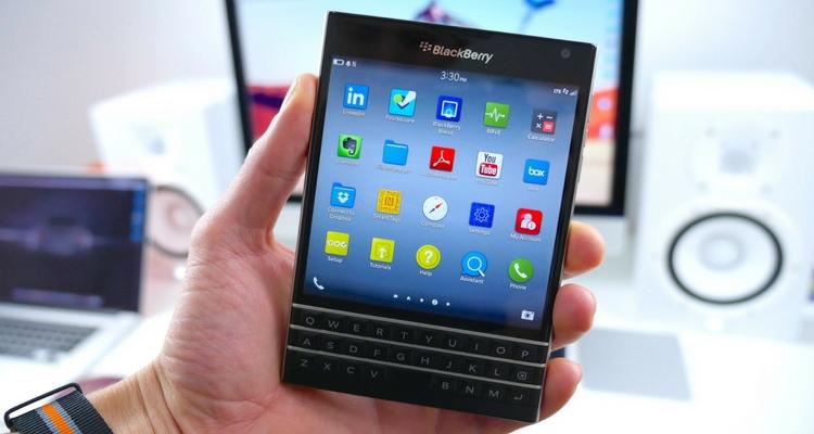 Blackberry Passport not asking for the unlock code | UnlockUnit