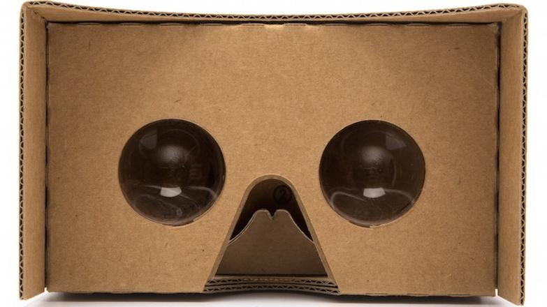 Google Cardboard V2 headset