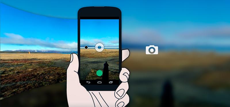 Panorama 360 Camera + VR video app