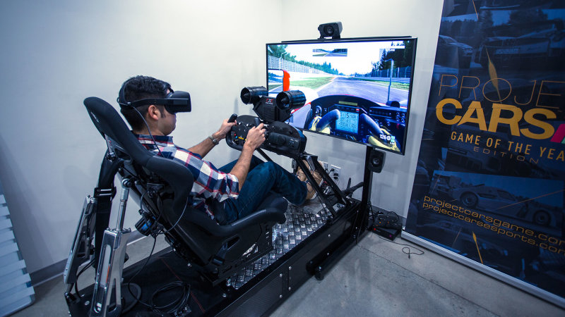 Why Virtual Reality Simulators Are More Than Just For Fun