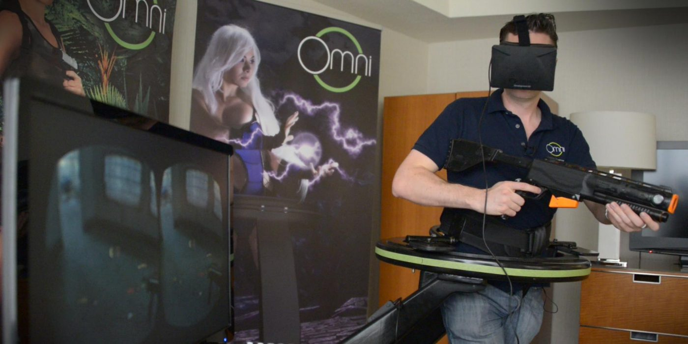 34bb6ac9bda3 Are Virtual Reality Treadmills The Future Of Gaming