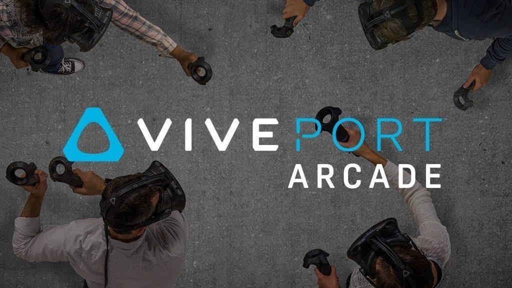 Viveport Arcade