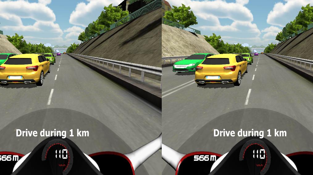 VR Bike Race
