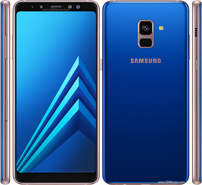 Samsung Galaxy A8 Plus 2018 Unlockunit