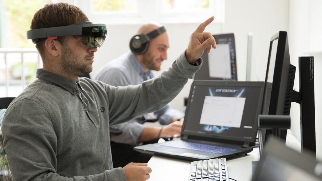 Virtual Reality Developer