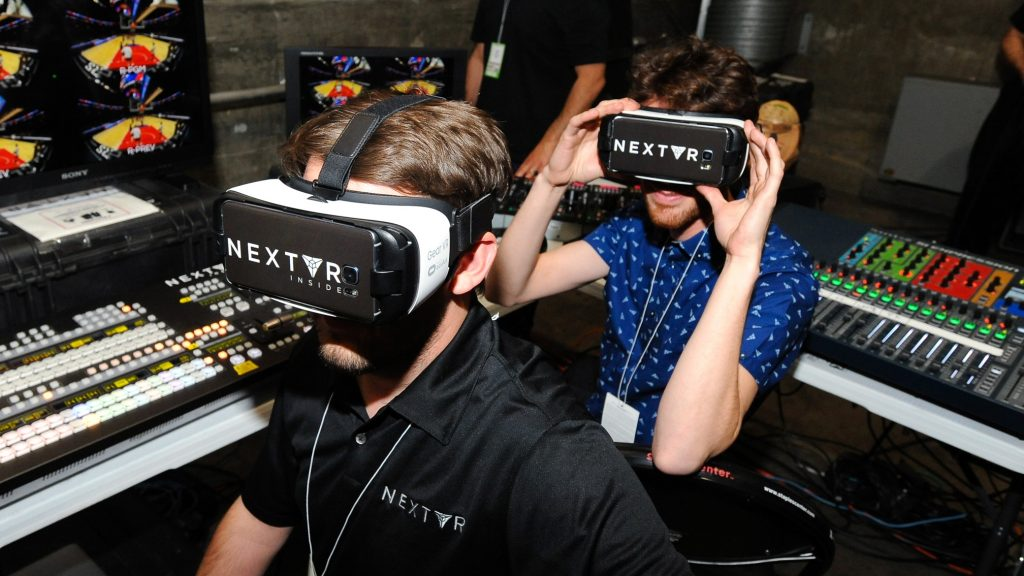 Next VR virtual reality developers