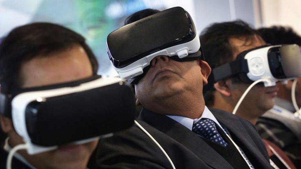 Virtual reality stocks investors