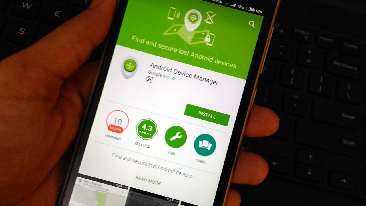 How to use Android Device Manager to unlock your phone