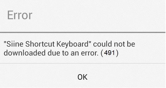 How to fix Google Play Store Error 495 | UnlockUnit