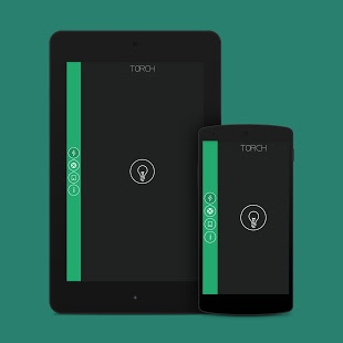 Lytish flashlight app