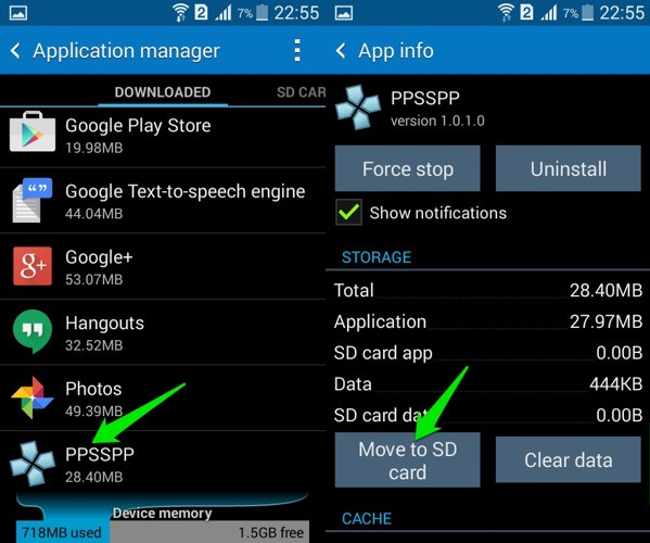 What to do if you can't move apps to SD card on Android
