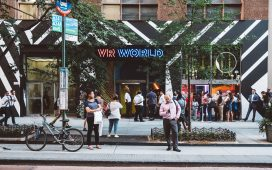 VR Wolrd NYC Opening