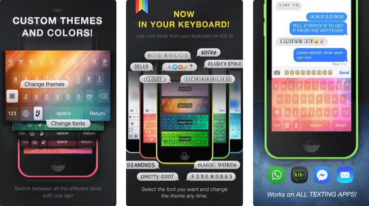 Cool Fonts iOS