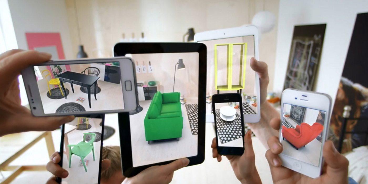 IKEA augmented reality ecommerce