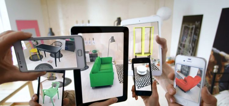 IKEA augmented reality ecommerce