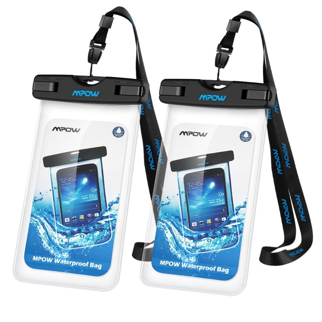 Mpow waterproof cases