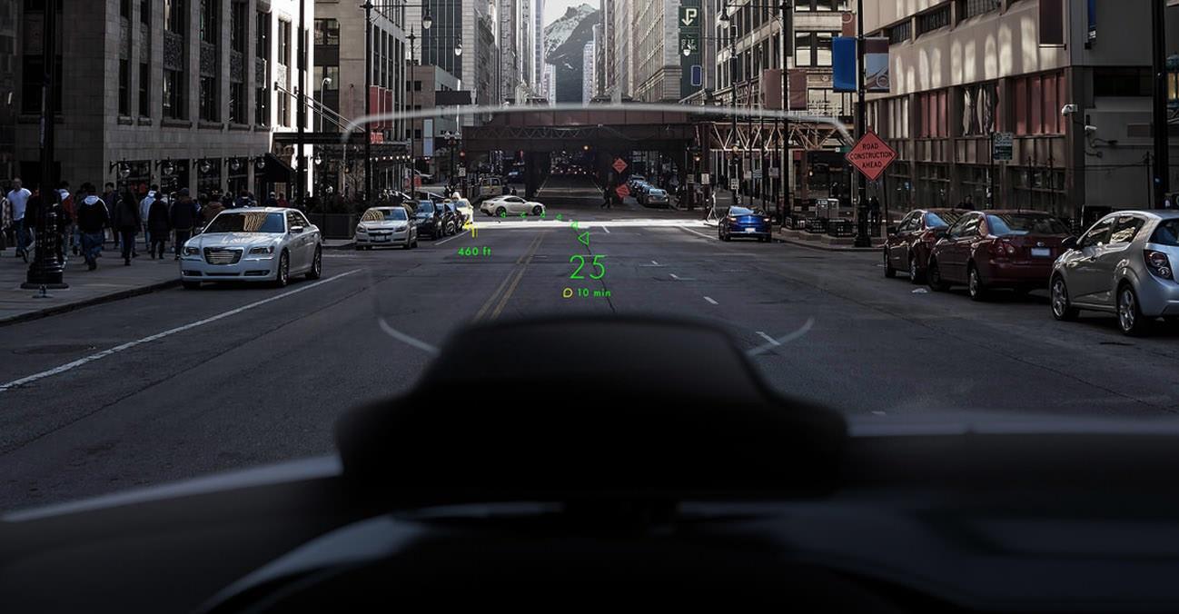 Navion augmented reality HUD