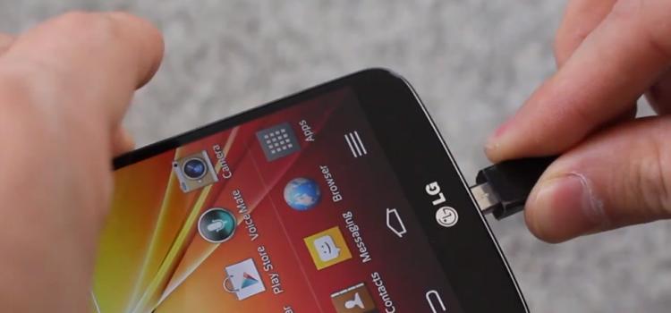 Rooting LG phones