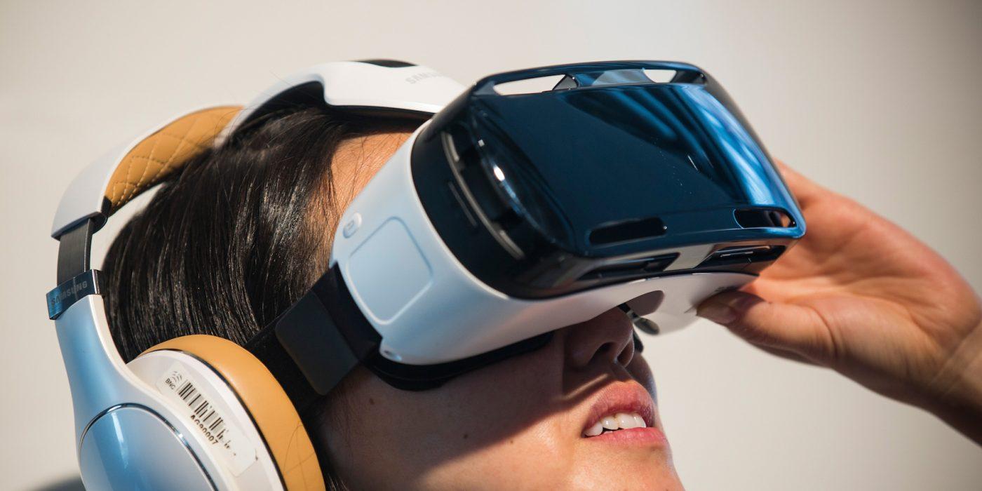Samsung Gear VR QR codeSamsung Gear VR QR code