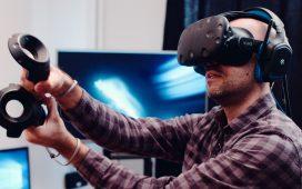 VR game design