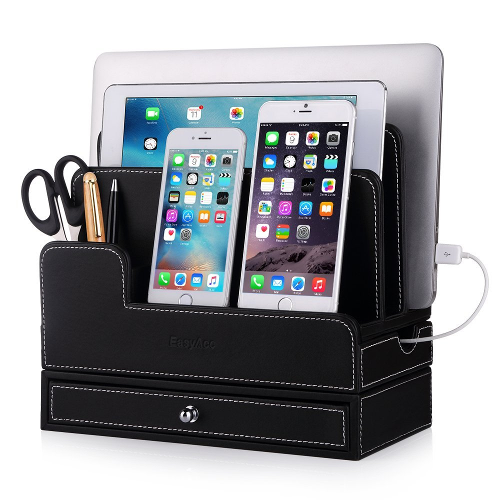 EasyAcc cell phone charging station