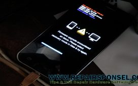 Firmware upgrade encountered an issue Samsung