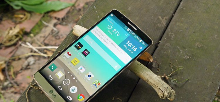 LG G3 phone keeps restarting