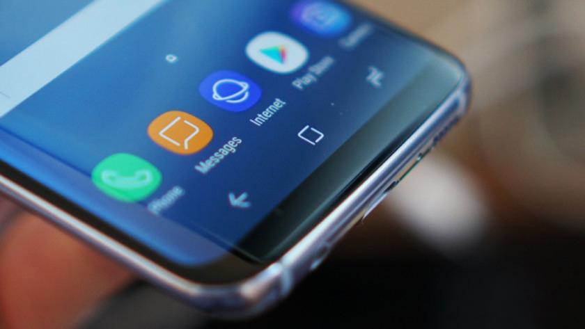 Samsung Galaxy S8 is frozen