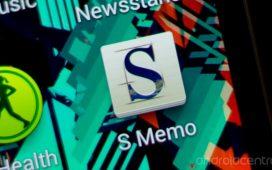 Samsung Memo App
