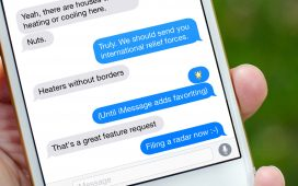 Search iMessages