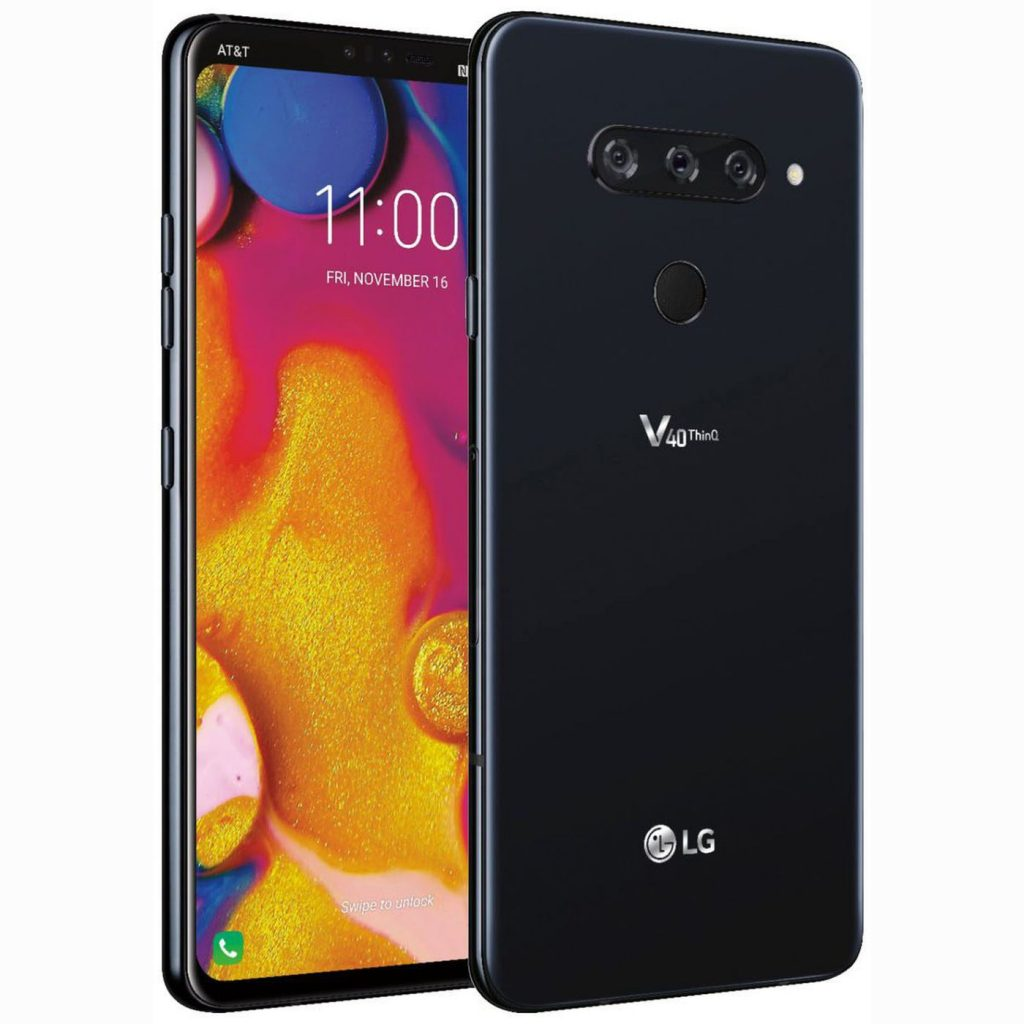 How to Unlock LG V40 ThinQ | UnlockUnit
