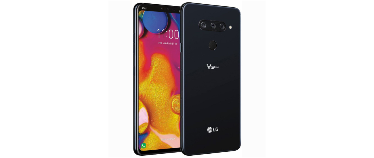 How to Unlock LG V40 ThinQ | UnlockUnit